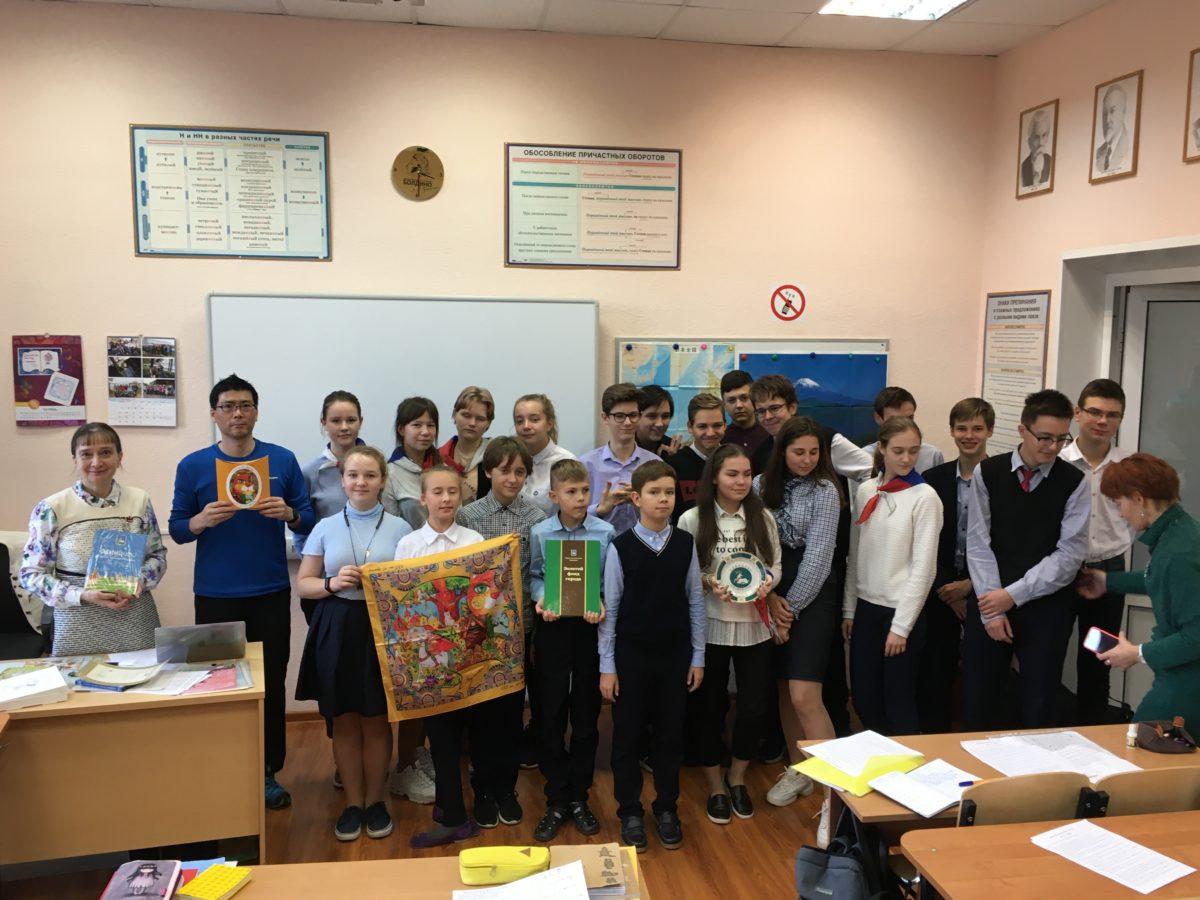 ロシアの理系特化学校